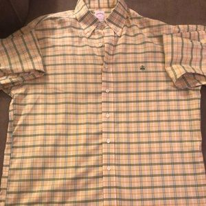 Brooks Brothers no-iron long sleeve button down